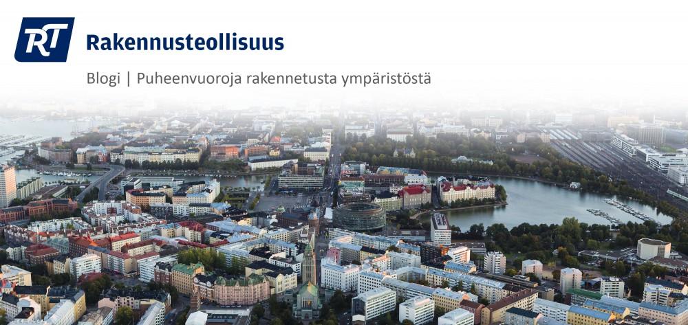 Rakennusteollisuus RT ry | blogit
