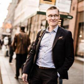 Juha Kostiainen, YIT Oyj:n kestävästä kaupunkikehityksestä vastaavana johtaja,