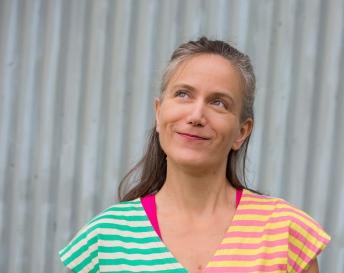 Anu Ginström, INFRA ry